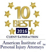 2016 Client Satisfaction logo