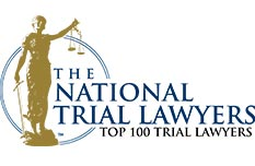 The National Trial Lawyers logo