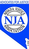 Nevada Justice Association logo