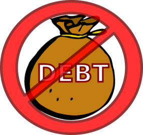 debt sign, fdcpa violation
