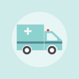 an ambulance, nursing home neglect attorney