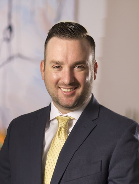Joseph Troiano is a Las Vegas personal injury attorney at Cogburn Law Offices.
