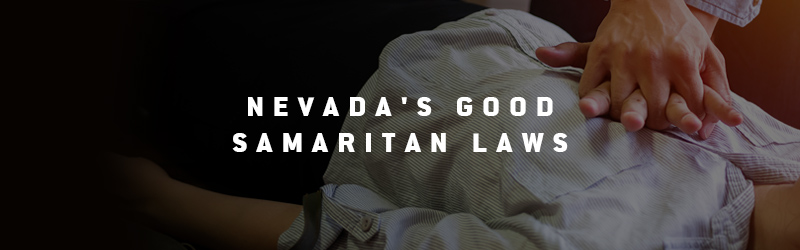 Nevada's Good Samaritan Laws