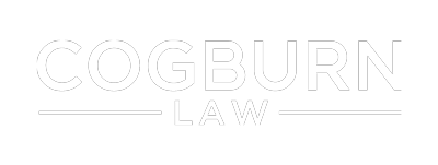 Cogburn-Law-White-Logo