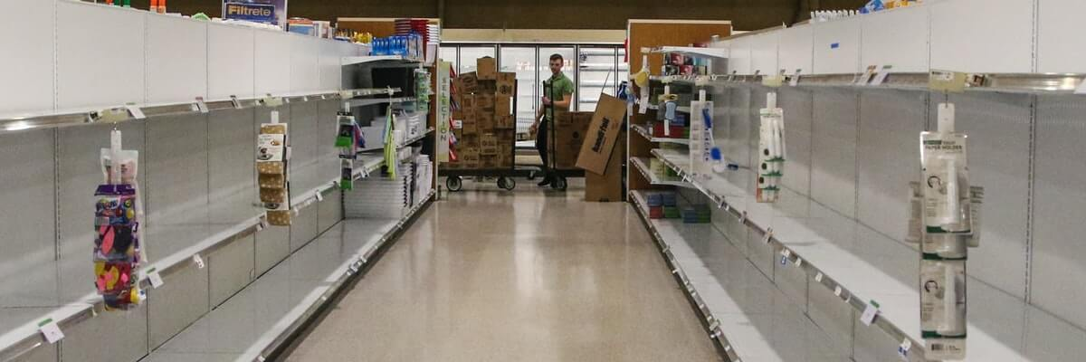 5 Reasons Why You're More Likely To Get Injured During Panic Shopping